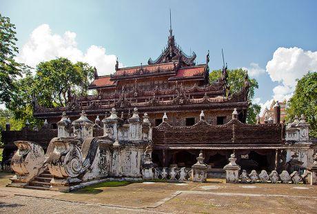 Monastère Shvenando